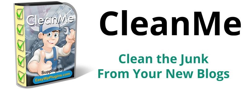 Clean Me Info
